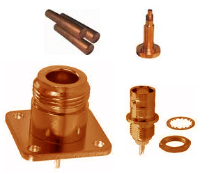 Beryllium Copper Parts