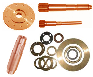Copper Alloy Machined Parts Turned Parts