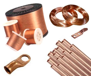 Copper Precision Components
