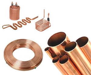 Copper Tubing Coils Exporter, Manufacturer & Supplier from India.