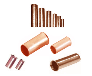 Tin Plated Copper End Sealing Ferrules Exporter, Manufacturer ...